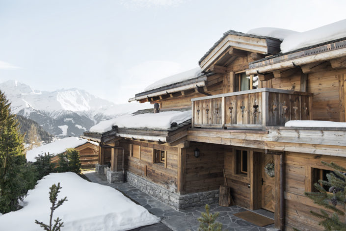 Architecture et Engineering Martin & Michellod SA - Architecture Verbier